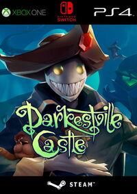 Darkestville Castle - Klickt hier für die große Abbildung zur Rezension