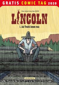 Lincoln – Gratis Comic Tag 2020 - Klickt hier für die große Abbildung zur Rezension