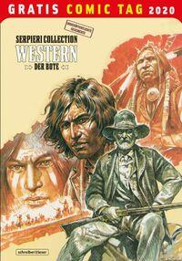 Serpieri Collection Western: Der Bote - Gratis-Comic-Tag 2020 - Klickt hier für die große Abbildung zur Rezension