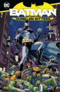 Batman: Die Jagd des Dunklen Ritters - Klickt hier für die große Abbildung zur Rezension