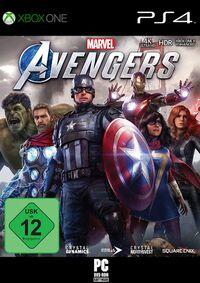 Marvel's Avengers - Klickt hier für die große Abbildung zur Rezension