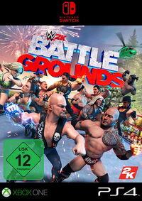 WWE 2K Battlegrounds - Klickt hier für die große Abbildung zur Rezension