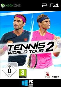 Tennis World Tour 2 - Klickt hier für die große Abbildung zur Rezension