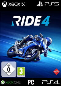 Ride 4 - Klickt hier für die große Abbildung zur Rezension