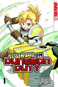 Suginami on Dungeon Duty 1 - Klickt hier für die große Abbildung zur Rezension