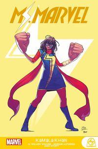 Ms. Marvel: Kamala Khan - Klickt hier für die große Abbildung zur Rezension