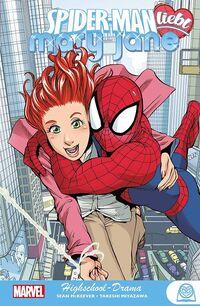 Spider Man liebt Mary Jane: Highschool Drama  - Klickt hier für die große Abbildung zur Rezension