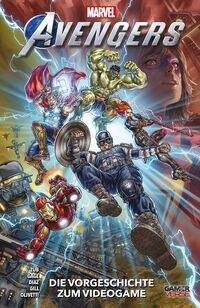 Marvels Avengers – Die Vorgeschichte zum Videogame - Klickt hier für die große Abbildung zur Rezension