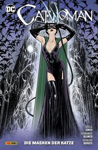 Catwoman 3: Die Masken der Katze - Klickt hier für die große Abbildung zur Rezension