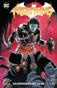 Nightwing 10: Die Rückkehr des Talon  - Klickt hier für die große Abbildung zur Rezension