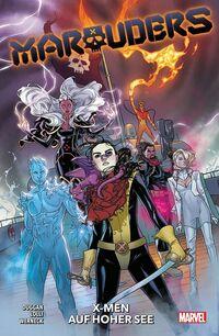 Marauders 1: X-Men auf hoher See - Klickt hier für die große Abbildung zur Rezension