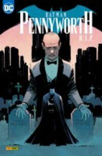 Batman Sonderband: Pennyworth R.I.P. - Klickt hier für die große Abbildung zur Rezension