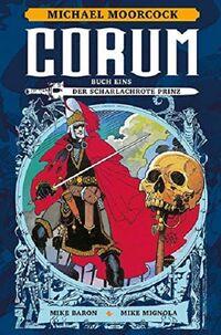 Michael Moorcock: Corum Buch 1 – Der scharlachrote Prinz  - Klickt hier für die große Abbildung zur Rezension