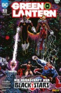 Green Lantern 3: Die Herrschaft der Blackstars - Klickt hier für die große Abbildung zur Rezension