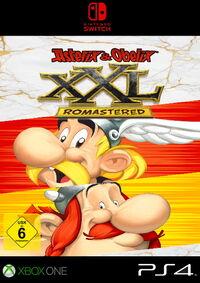 Asterix & Obelix XXL: Romastered - Klickt hier für die große Abbildung zur Rezension