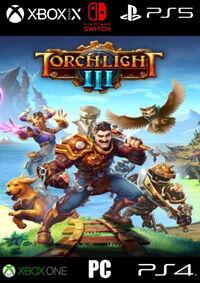 Torchlight III - Klickt hier für die große Abbildung zur Rezension