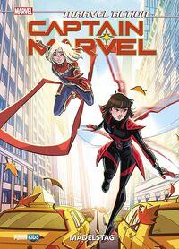 Marvel Action Captain Marvel 2: Mädelstag - Klickt hier für die große Abbildung zur Rezension