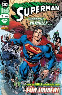Superman 11 - Klickt hier für die große Abbildung zur Rezension