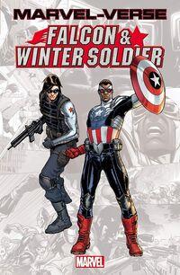 Marvel-Verse: Falcon and the Winter-Soldier - Klickt hier für die große Abbildung zur Rezension