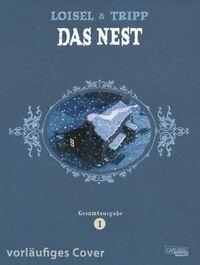 Das Nest Gesamtausgabe 1 - Klickt hier für die große Abbildung zur Rezension