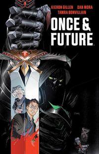 Once and Future 1: Der König ist untot - Klickt hier für die große Abbildung zur Rezension