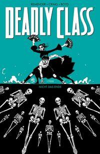 Deadly Class 6: Nicht das Ende - Klickt hier für die große Abbildung zur Rezension