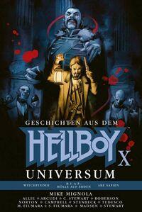 Geschichten aus dem Hellboy Universum 10 - Klickt hier für die große Abbildung zur Rezension