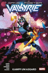 Valkyrie - Jane Foster 2: Kampf um Asgard  - Klickt hier für die große Abbildung zur Rezension