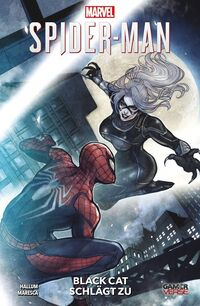 Spider-Man: Black Cat schlägt zu  - Klickt hier für die große Abbildung zur Rezension