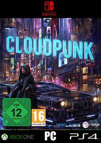 Cloudpunk - Klickt hier für die große Abbildung zur Rezension
