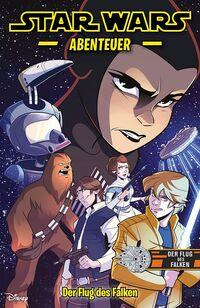 Star Wars Abenteuer: Der Flug des Falken  - Klickt hier für die große Abbildung zur Rezension