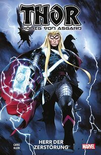 Thor – König von Asgard 1: Herr der Zerstörung  - Klickt hier für die große Abbildung zur Rezension