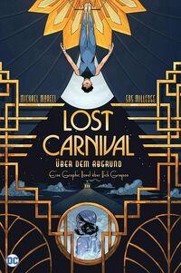 Lost Carnival: Über dem Abgrund  - Klickt hier für die große Abbildung zur Rezension