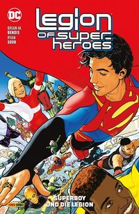 Legion of Superheroes 1: Superboy und die Legion  - Klickt hier für die große Abbildung zur Rezension