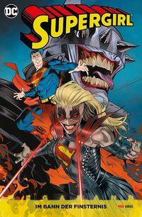 Supergirl Megaband 3: Im Bann der Finsternis