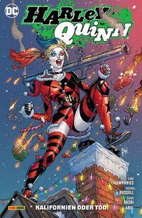 Harley Quinn 12: Ring frei für Harley! - Klickt hier für die große Abbildung zur Rezension