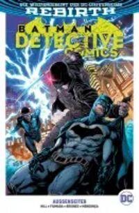 Batman Detective Comics 8: Aussenseiter - Klickt hier für die große Abbildung zur Rezension