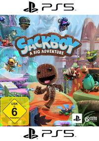 Sackboy: A Big Adventure - Klickt hier für die große Abbildung zur Rezension