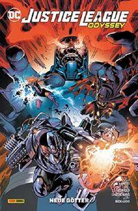 Justice League Odyssey 3: Neue Götter - Klickt hier für die große Abbildung zur Rezension