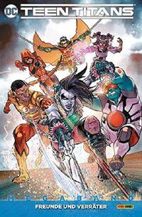 Teen Titans 3: Freunde und Verräter - Klickt hier für die große Abbildung zur Rezension