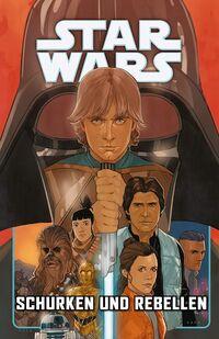 Star Wars Sonderband: Schurken und Rebellen - Klickt hier für die große Abbildung zur Rezension