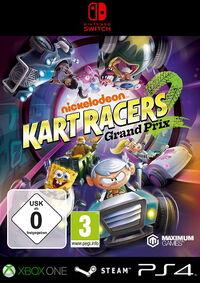 Nickelodeon Kart Racers 2: Grand Prix - Klickt hier für die große Abbildung zur Rezension