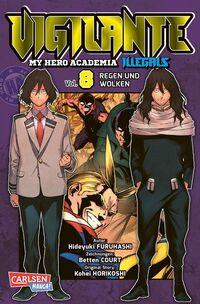 Vigilante – My Hero Academia Illegals 8