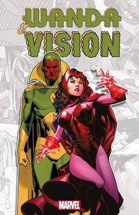 Wanda & Vision - Klickt hier für die große Abbildung zur Rezension