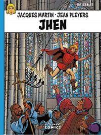 Jhen – Integral 1  - Klickt hier für die große Abbildung zur Rezension