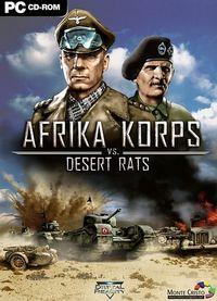 Afrika Korps vs. Desert Rats - Klickt hier für die große Abbildung zur Rezension