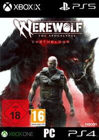 Werewolf: The Apocalypse - Earthblood - Klickt hier für die große Abbildung zur Rezension