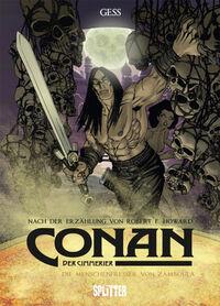 Conan der Cimmerier: Die Menschenfresser von Zamboula