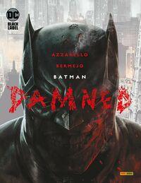 Batman: Damned (Sammelband) - Klickt hier für die große Abbildung zur Rezension