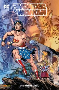 Wonder Woman 13: Die wilde Jagd  - Klickt hier für die große Abbildung zur Rezension